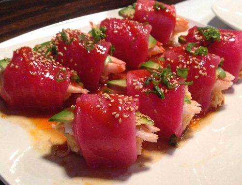 Sushi Newbies: Here's our Sushi 101 Guide